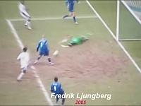 【サッカー】『QBK(急にボールが来たので)』外すほうが難しいシュートを失敗してしまったシーントップ10