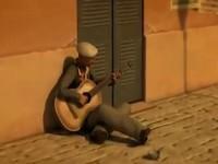 【3DCGアニメ】ミュージシャンが悪魔との約束を破ってしまう「クロスロード」