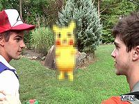 ついにホモビデオ化されたポケモンGOの動画がこちらwww