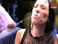 世にも悲惨な顔射シーンを集めたコンピレーション動画がこちらwww