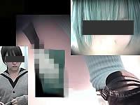 【レア】学習塾トイレで現役JKの放尿マ○コを盗撮