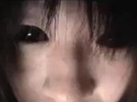 TVから貞子みたいな悪霊が出てきたから皆でイラマチオ&中出ししたったwww