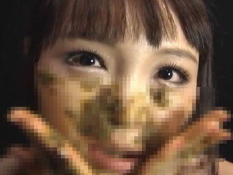 ウンコまみれでフィストファックの快感に悶えるスカトロ好きの変態女 黒田麻世 美咲結衣