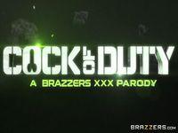 人気FPSゲーム『Call of Duty』のパロディポルノがこちらwww
