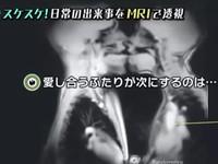 MRIを使って人間の日常生活では体内がどうなっているのか観察してみた!