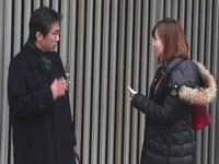 道行く日本人に「1万円落としませんでしたか?」と聞いたらちゃっかり受け取るのか検証してみた!