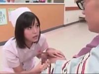 最近の看護師マジすげぇ!口で検温して夜中に性処理してくれる!