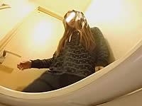 優等生のマ●コはどんな形?学習塾トイレ盗撮