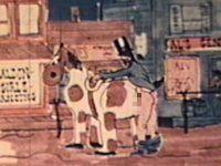 【アニメ】西部開拓時代の血気盛んな男たちが色々やらかす紙芝居アニメーション