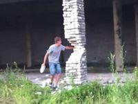 ロシアの悪ガキが廃墟で行ったイタズラが危険すぎる!