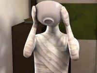 【3DCGアニメ】後輩思いの優しい先輩「骨先輩」