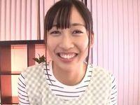 癒し系ビッチの美人保育士さんがAVデビューでドキドキファック!
