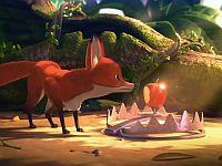 【アニメ】罠の中に置かれたリンゴが食べたかった狐