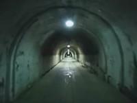 【VR】誰もいない夜のトンネルを肝試し!
