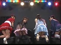 【浣腸注意】落ちこぼれのアイドル志望の女の子たちを救済オーディション!?と思いきやアナル奴隷オーディションだった!