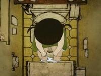 【アニメ】鍵っ子のロリがテレビに影響されて見た白昼夢「つゆぐもり」