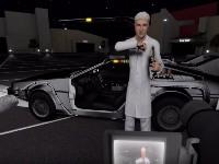 【VR】タイムマシン実験に付き合ったマーティを疑似体験!「バック・トゥ・ザ・フューチャー」