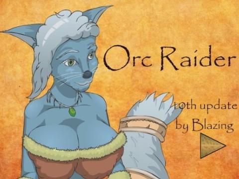 Orc Raider 10th Update  オーク戦士となってハーレムを作るエロフラRPG