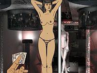Abduction : Night Striptease 2 ストリッパーを拷問プレイするエロフラッシュ
