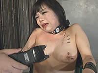 【閲覧注意】針で貫通&女体に通電する残虐プレイ