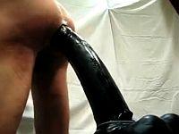 【ゲイオナニー】腰のグラインドが凄い!アナル開発されまくったアニキ