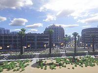 6年もの歳月をかけて作られたマインクラフトの巨大都市がヤバい!