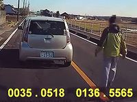 30キロの速度制限を守っていたドライバーに怒鳴り込んできた爺が怖すぎるwww