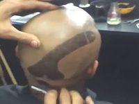 美容師に卑猥すぎる頭にされてブチ切れる男性客が気の毒すぎるwww