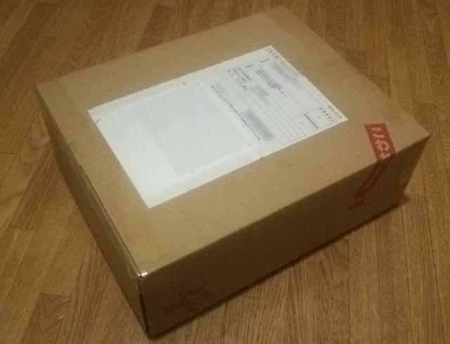 NLSの荷物の梱包