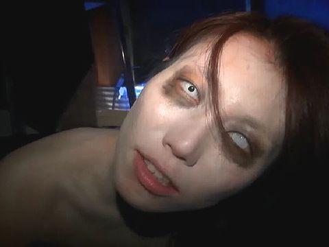 レイプで殺された幽霊女が逆レイプで復讐 乙川結衣