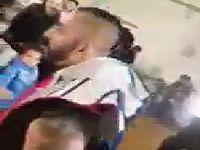 子供にツバを吐いた悪役プロレスラーが父親にボコボコにされるハプニング