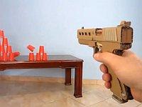 大人がダンボールで遊ぶとこうなる!ガチ勢が本当に撃てる銃を作ってみた