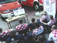 【W杯】PK戦の直前に緊急出動する事になったクロアチア人消防士が気の毒すぎる...