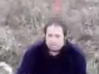 【閲覧注意】警察がパトロール中に見つけた男、頭に包丁が刺さっていた