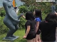【わぁい】おちんちんランドは本当にあった!?男性器だらけの韓国の海神堂公園