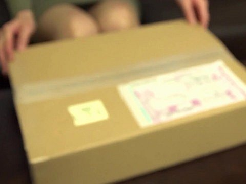 高額闇バイトに登録で送られてきた小包