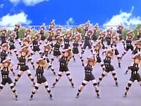 登美丘高校ダンス部の新作『HOT LIMIT』が股間を刺激する!