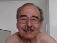 人がよさそうな顔している爺さん、実は紐でキンタマを引っ張る変態だった......