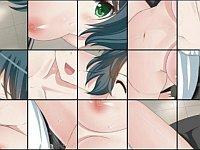 Hentai in Puzzles セックスシーンを完成させるエロフラパズル