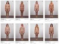 【無修正】2000人のチェコ人女性の裸が覗けるサイトで驚異のパイパン率が明らかに!