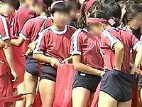 【今でも見れる】女子小中学生(JS・JC)の天然ブルマ動画【運動会盗撮】
