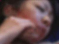 【公開調教】SM女王様の針刺し拷問で唇を縫われてしまったM女が血まみれに…!【閲覧注意】