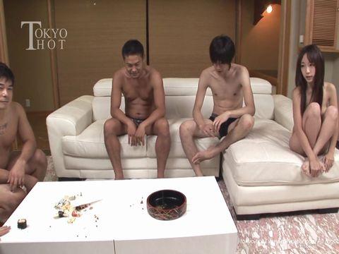 東京熟の撮影で寿司の食ザーをさせられそうになった杏樹紗奈がブチギレするハプニング