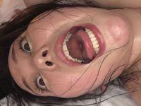 【徳島理子】アヘ顔が強烈な35歳の淫乱ぽっちゃり熟女と連続中出し濃厚汗だくセックス!!